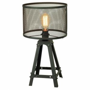 Настольная лампа декоративная Lussole Parker GRLSP-9886