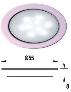 Встраиваемый светильник Imex IL.0012 IL.0012.2415