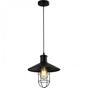 Подвесной светильник Imex MD.1709 MD.1709-1-P BK