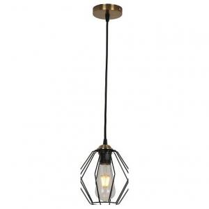 Подвесной светильник Imex 3099 MD.3099-1-P BK+AB