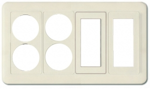 Рамка на 4 поста Imex Компоненты-Комбинации WST 2242