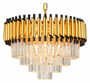 Подвесной светильник Natali Kovaltseva DARIAN DARIAN 76017/10C GOLD