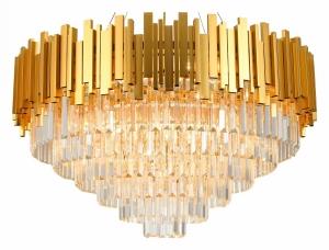 Подвесной светильник Natali Kovaltseva VERTIGO VERTIGO 81440/12C GOLD