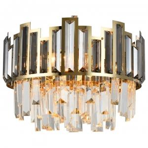 Подвесной светильник Natali Kovaltseva Imperium IMPERIUM 76018/5C GOLD PLATED