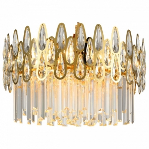 Подвесной светильник Natali Kovaltseva Navis NAVIS 76019/8C GOLD