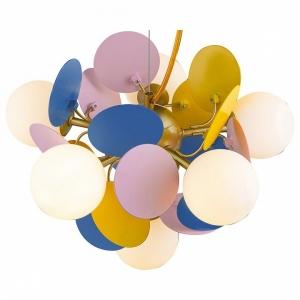Подвесная люстра Loft it Matisse 10008/6 mult