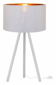 Настольная лампа декоративная Loft it Nordic 1700-TWH+SWH