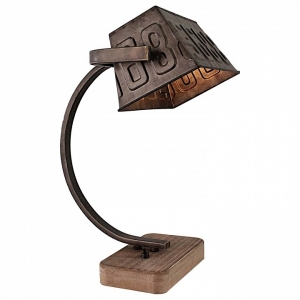 Настольная лампа декоративная Lussole Kenai LSP-0511