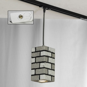 Подвесной светильник Lussole Mount Vernon LSP-9684-TAW