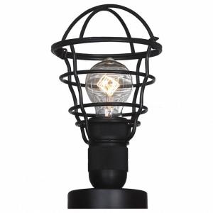 Настольная лампа декоративная Lussole Brentwood LSP-9880w