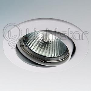 Встраиваемый светильник Lightstar Lega 11 011050