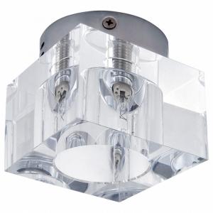 Накладной светильник Lightstar Cubo 160204-G9