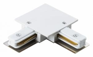 Соединитель угловой L-образный для треков Lightstar Barra 501126
