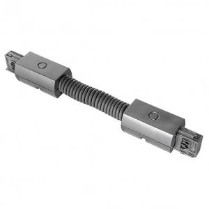 Соединитель с токопроводом гибкий для треков Lightstar Barra 504159