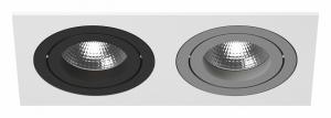 Встраиваемый светильник Lightstar Intero 16 double quadro i5260709