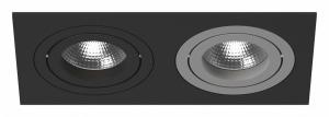 Встраиваемый светильник Lightstar Intero 16 double quadro i5270709