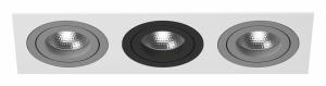 Встраиваемый светильник Lightstar Intero 16 double quadro i536090709