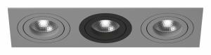 Встраиваемый светильник Lightstar Intero 16 triple quadro i539090709
