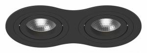 Встраиваемый светильник Lightstar Intero 16 double round i6270707