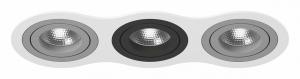 Встраиваемый светильник Lightstar Intero 16 triple round i636090709