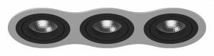 Встраиваемый светильник Lightstar Intero 16 triple round i639070707