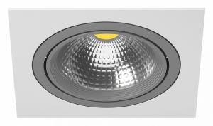 Встраиваемый светильник Lightstar Intero 111 i81609