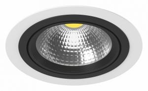 Встраиваемый светильник Lightstar Intero 111 i91607
