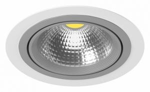 Встраиваемый светильник Lightstar Intero 111 i91609