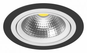 Встраиваемый светильник Lightstar Intero 111 i91706