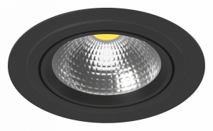 Встраиваемый светильник Lightstar Intero 111 i91707