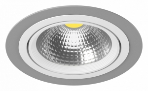 Встраиваемый светильник Lightstar Intero 111 i91906
