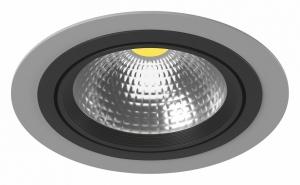 Встраиваемый светильник Lightstar Intero 111 i91907