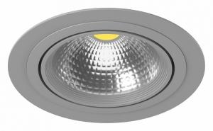 Встраиваемый светильник Lightstar Intero 111 i91909