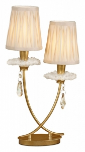Настольная лампа декоративная Mantra Sophie 6296