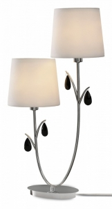 Настольная лампа декоративная Mantra Andrea 6318