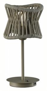 Настольная лампа декоративная Mantra Polinesia 7134