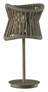 Настольная лампа декоративная Mantra Polinesia 7135