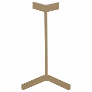 Настольная лампа декоративная Mantra Vektor 7334