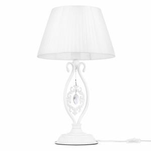 Настольная лампа декоративная Maytoni Passarinho ARM001-11-W