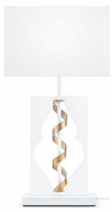 Настольная лампа декоративная Maytoni Intreccio ARM010-11-W