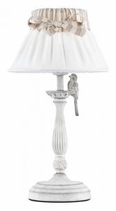 Настольная лампа декоративная Maytoni Bird ARM013-11-W