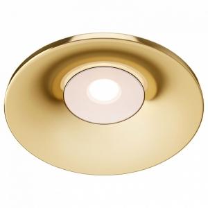 Встраиваемый светильник Maytoni Barret DL041-01G