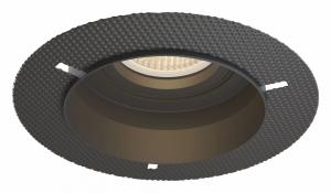 Встраиваемый светильник Maytoni Hoop DL043-01B