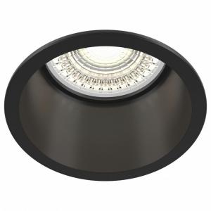 Встраиваемый светильник Maytoni Reif DL049-01B