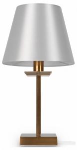 Настольная лампа декоративная Freya Forte FR1006TL-01G