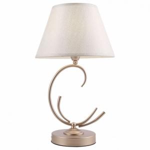 Настольная лампа декоративная Freya Gisela FR2013TL-01G
