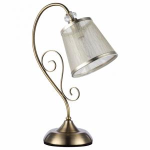 Настольная лампа декоративная Freya Driana FR2405-TL-01-BZ