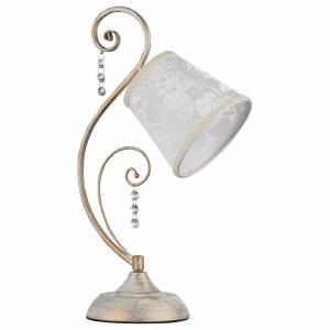 Настольная лампа декоративная Freya Lorette FR2406-TL-01-WG