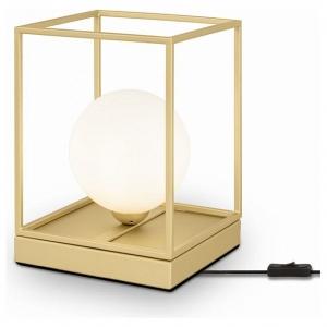 Настольная лампа декоративная Freya Trinity FR5113TL-01G