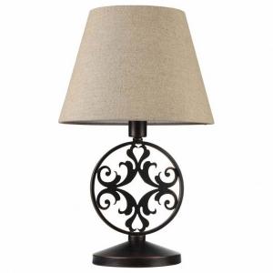 Настольная лампа декоративная Maytoni Rustika H899-22-R